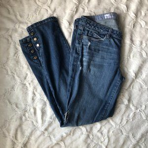 Gap Always Skinny Medium Wash Jeans Size 30 / 10